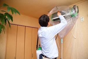 そろそろ、夏にフル活動したエアコンのお掃除はいかがでしょうか。